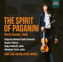 Niccolo Paganini (1782-1840): Violinkonzert Nr.3, 2 CDs