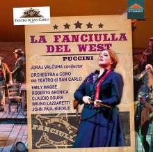 Giacomo Puccini (1858-1924): La Fanciulla del West, CD