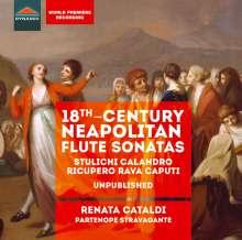 Renata Cataldi - 18th-Century Neapolitan Flute Sonatas, CD