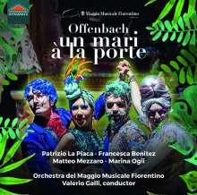 Jacques Offenbach (1819-1880): Un Mari A La Porte (Ein Ehemann vor der Tür), CD