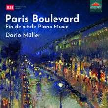 Dario Müller - Paris Boulevard, CD