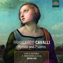 Francesco Cavalli (1602-1676): Musiche sacre concementi Messa e Salmi concertati (Venedig 1656), CD