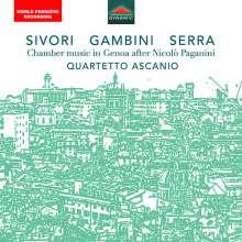 Quartetto Ascanio - Sivori / Gambini / Serra, CD