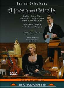 Franz Schubert (1797-1828): Alfonso & Estrella D.732, DVD