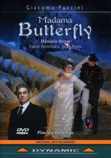 Giacomo Puccini (1858-1924): Madama Butterfly, DVD