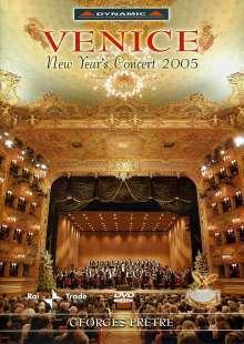 Venedig - Neujahreskonzert 2005, DVD