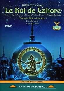 Jules Massenet (1842-1912): Le Roi de Lahore, 2 DVDs