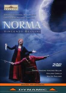 Vincenzo Bellini (1801-1835): Norma, 2 DVDs