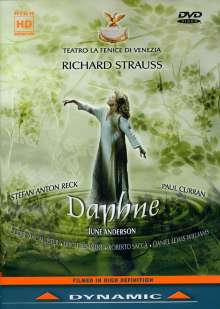 Richard Strauss (1864-1949): Daphne, DVD