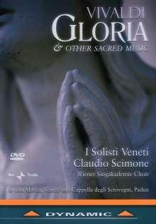 Antonio Vivaldi (1678-1741): Gloria RV 589, DVD