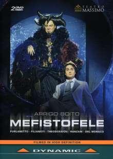 Arrigo Boito (1842-1918): Mefistofele, 2 DVDs