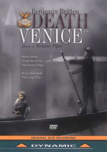 Benjamin Britten (1913-1976): Death in Venice, DVD