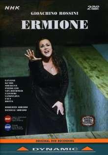Gioacchino Rossini (1792-1868): Ermione, 2 DVDs