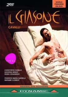 Pier Francesco Cavalli (1602-1676): Il Giasone, 2 DVDs