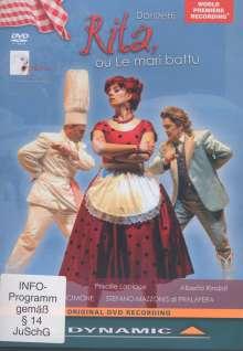 Gaetano Donizetti (1797-1848): Rita, DVD