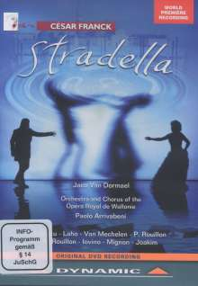 Cesar Franck (1822-1890): Stradella, DVD