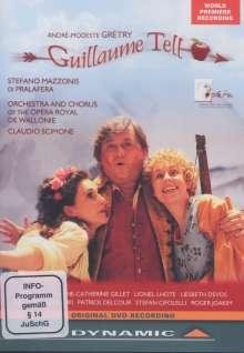 Andre Modeste Gretry (1741-1813): Guillaume Tell, DVD