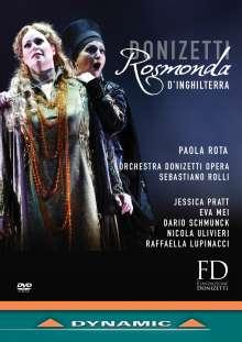 Gaetano Donizetti (1797-1848): Rosmonda d'Inghilterra, DVD