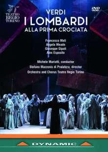 Giuseppe Verdi (1813-1901): I Lombardi, 2 DVDs