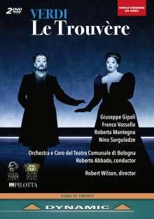 Giuseppe Verdi (1813-1901): Il Trovatore, 2 DVDs