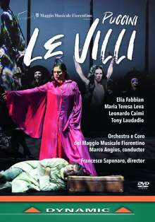 Giacomo Puccini (1858-1924): Le Villi, DVD