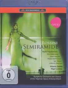 Gioacchino Rossini (1792-1868): Semiramide, Blu-ray Disc