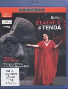 Vincenzo Bellini (1801-1835): Beatrice di Tenda, Blu-ray Disc