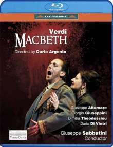 Giuseppe Verdi (1813-1901): Macbeth, Blu-ray Disc