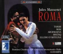 Jules Massenet (1842-1912): Roma, 2 CDs