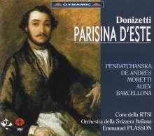 Gaetano Donizetti (1797-1848): Parisina, 2 CDs