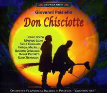 Giovanni Paisiello (1740-1816): Don Chisciotte, 2 CDs