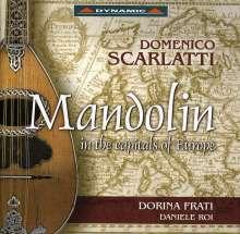Dorina Frati - Mandolin in the capitals of Europe, CD