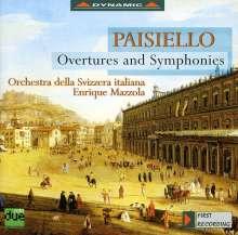 Giovanni Paisiello (1740-1816): Orchesterwerke, CD