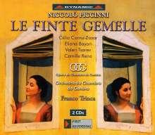 Niccolo Piccinni (1728-1800): Le Finte Gemelle, 2 CDs