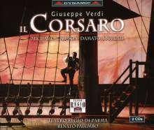 Giuseppe Verdi (1813-1901): Il Corsaro, 2 CDs