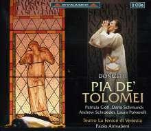 Gaetano Donizetti (1797-1848): Pia de'Tolomei, 2 CDs
