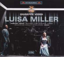 Giuseppe Verdi (1813-1901): Luisa Miller, 2 CDs