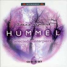 Johann Nepomuk Hummel (1778-1837): Klavierwerke, 6 CDs