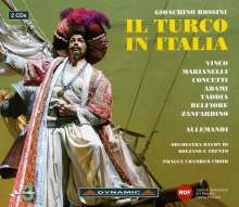 Gioacchino Rossini (1792-1868): Il Turco In Italia, 2 CDs