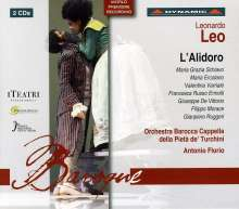 Leonardo Leo (1694-1744): L'Alidoro, 2 CDs