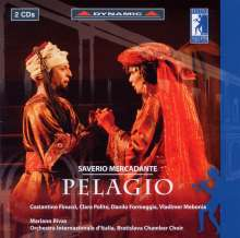 Saverio Mercadante (1795-1870): Pelagio, 2 CDs