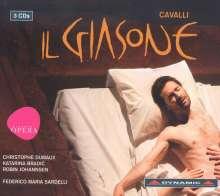 Pier Francesco Cavalli (1602-1676): Il Giasone, 3 CDs
