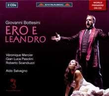 Giovanni Bottesini (1821-1889): Ero E Leandro, 2 CDs