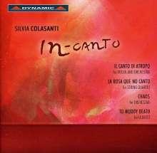 """Silvia Colasanti (geb. 1975): Violinkonzert """"Il Canto Di Atropo"""", CD"""