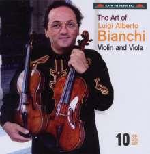 Luigi Alberto Bianchi - The Art of, 10 CDs