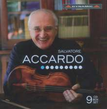 Salvatore Accardo, 9 CDs