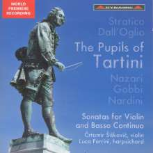 Crtomir Siskovic - The Pupils of Tartini, CD