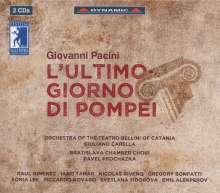 Giovanni Pacini (1796-1867): L'Ultimo Giorno di Pompeji, 2 CDs