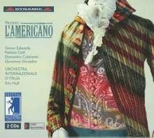 Niccolo Piccinni (1728-1800): L'Americano, 2 CDs