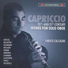 Enrico Calcagni - Capriccio, CD